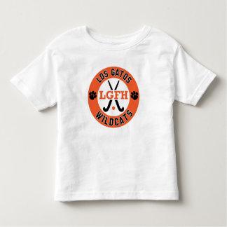Camiseta del niño de los gatos monteses de LGHS