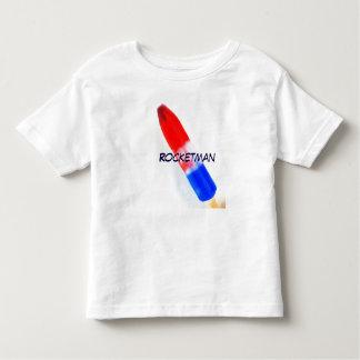 Camiseta del niño de Rocketman