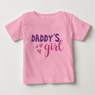 Camiseta del niño del chica de Daddys