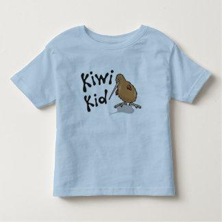 Camiseta del niño del kiwi