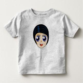 Camiseta del niño del libertino
