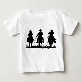 Camiseta del niño del país y de los vaqueros