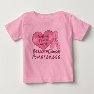 Camiseta del niño del superviviente del cáncer de