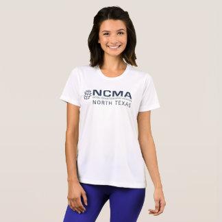 Camiseta del norte de NCMA Tejas