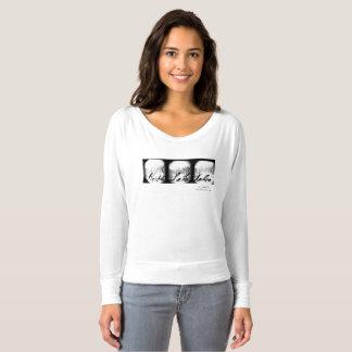 Camiseta del norte del lago Tahoe de las mujeres