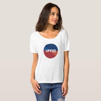 Camiseta del novio del logotipo de Uffizi