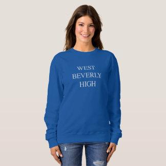 Camiseta del oeste 90210 de la High School