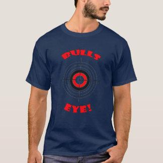 Camiseta del ojo de toros
