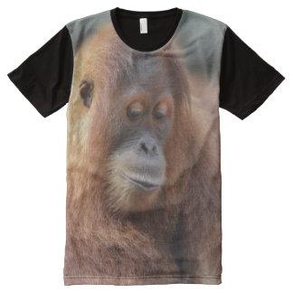 Camiseta del orangután