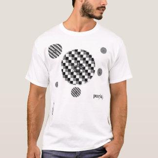 Camiseta del orbe del paria