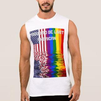 Camiseta del orgullo de LGBT