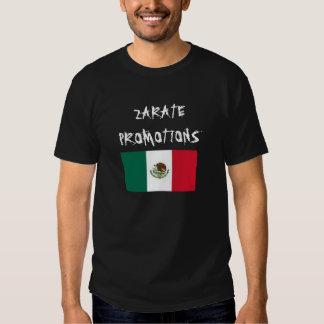 Camiseta del orgullo de México de las promociones