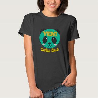 Camiseta del oso de los yenes