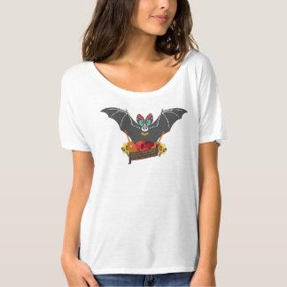 """Camiseta del palo de """"Dia de Los Muertos"""""""