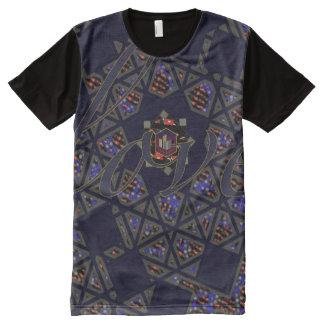Camiseta del panel del amor