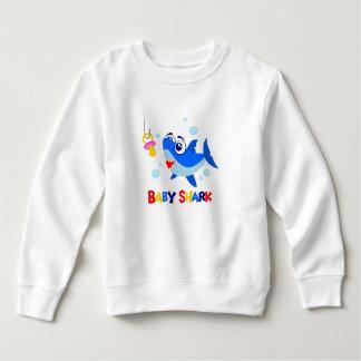 Camiseta del paño grueso y suave del niño del