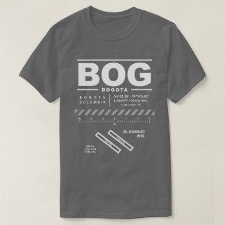 Camiseta del PANTANO del aeropuerto internacional
