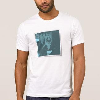 Camiseta del papá de los escritos