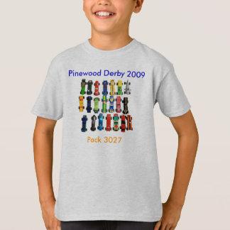 Camiseta del paquete 3027 de Derby 2009 de la