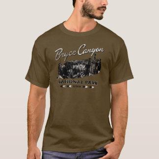 Camiseta del parque nacional del barranco de Bryce