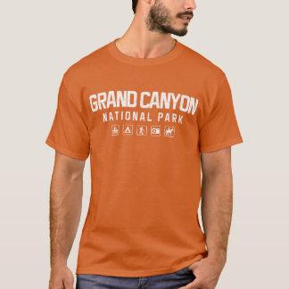 Camiseta del parque nacional del Gran Cañón