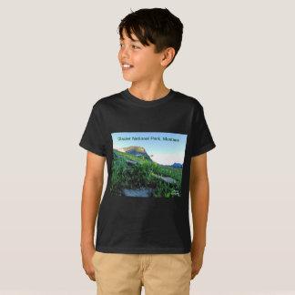 Camiseta del Parque Nacional Glacier TAGLESS® de