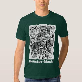 Camiseta del parque zoológico de Cryptid del