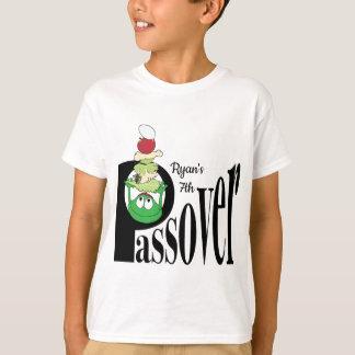 "Camiseta del Passover del Passover ""P está para"""