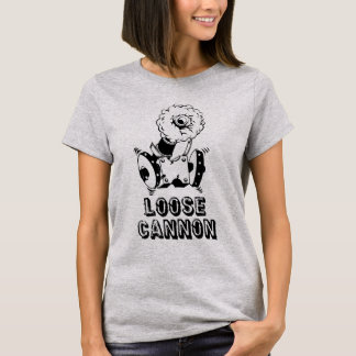 Camiseta del peligro público - para mujer