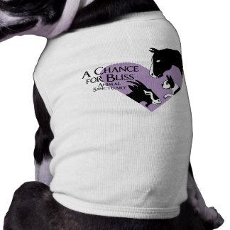 Camiseta del perro de ACFB