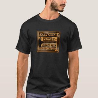camiseta del poeta del carpintero