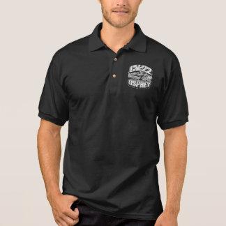 Camiseta del polo de CV-22 OSPREY