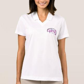 Camiseta del polo de las mujeres de VGN