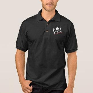 Camiseta del polo para los hombres