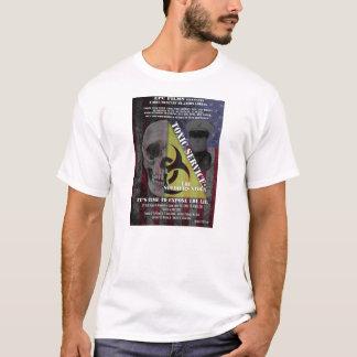 Camiseta del poster