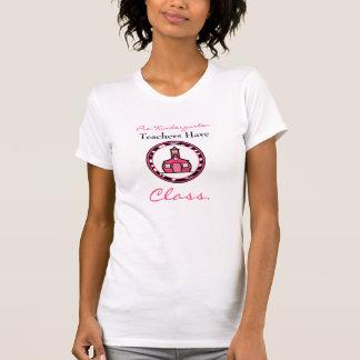 Camiseta del profesor