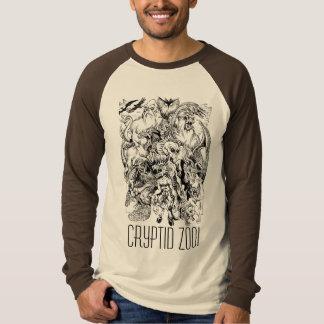 Camiseta del Puré-para arriba del monstruo del