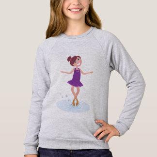 Camiseta del raglán de American Apparel