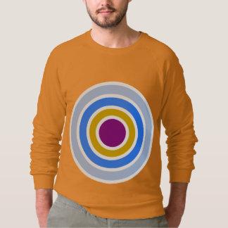 Camiseta del raglán de American Apparel de