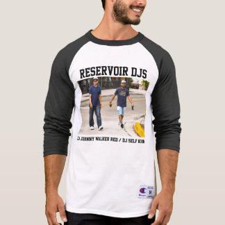 """""""Camiseta del raglán de DJs del depósito"""" Camiseta"""