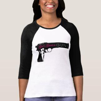 Camiseta del raglán de GG2G