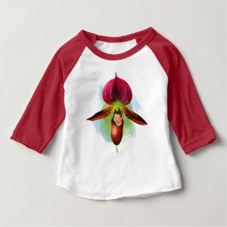 Camiseta del raglán del bebé