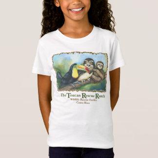 Camiseta del rancho del rescate de Toucan