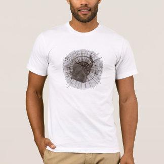 Camiseta del rayo de Manta del selenio
