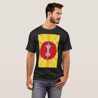 Camiseta del rayo (Dorje)