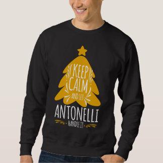 Camiseta del regalo para ANTONELLI
