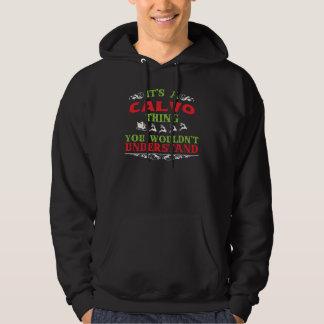 Camiseta del regalo para CALVO