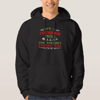 Camiseta del regalo para COCHRAN