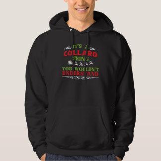 Camiseta del regalo para la COL COM N