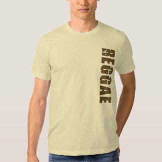 Camiseta del reggae
